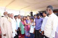 Farmers interaction at Mela