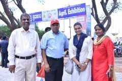 Dr. Biradar, Dr.KV Raman, Ms.Ankita & Ms.Rajeswari